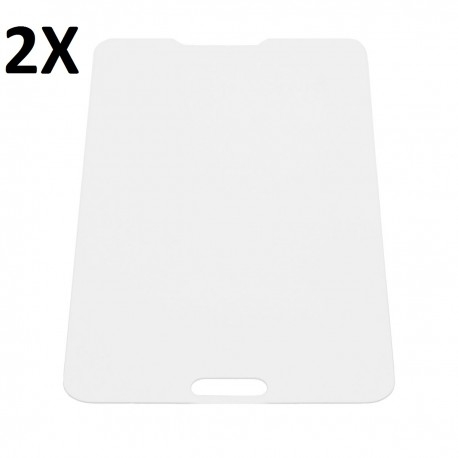 Samsung Galaxy Note 3 Härdat Glas 9H 2-Pack