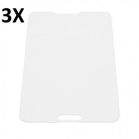 Samsung Galaxy Note 3 Härdat Glas 9H 3-Pack
