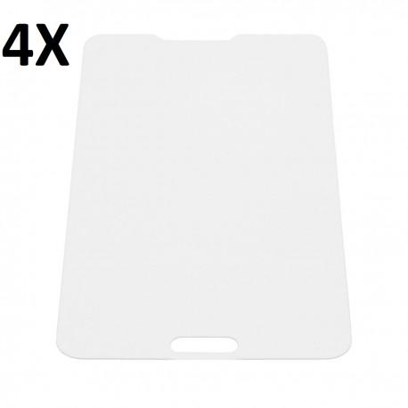Samsung Galaxy Note 3 Härdat Glas 9H 4-Pack