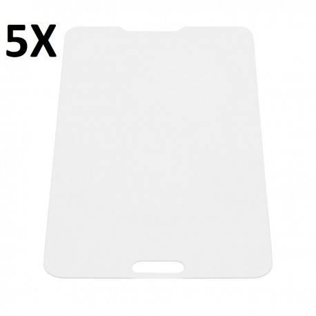 Samsung Galaxy Note 3 Härdat Glas 9H 5-Pack