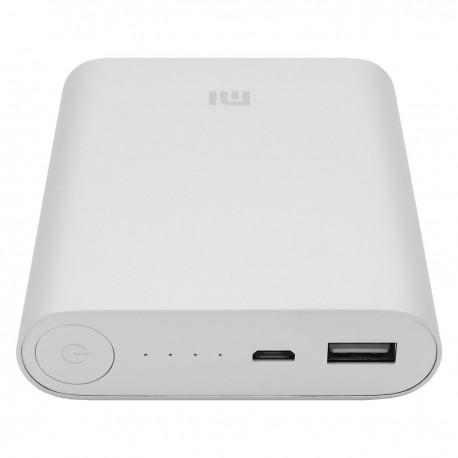 Xiaomi Power Bank 10400mAh: kontakter