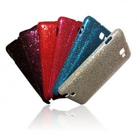 Samsung Galaxy Note Glitter Skal + Skärmskydd