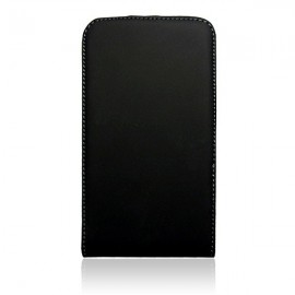 Samsung Galaxy Note Läderskal + Skärmskydd