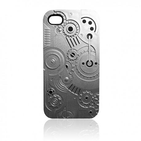 Iphone 4 / 4S Skal Clockwork + Tillbehör