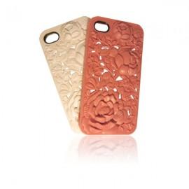 Iphone 4 / 4S Skal Blossom + Tillbehör