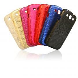 Samsung Galaxy S3 Skal Glitter + Skärmskydd