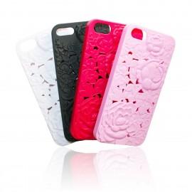 iPhone 5 Skal Switcheasy Blossom + Skärmskydd