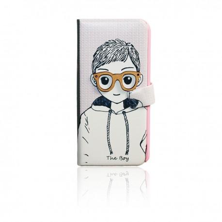 iPhone 5 Fodral Happymori: The Boy