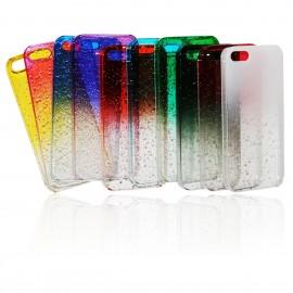 iPhone 5 Skal Regndroppar + Skärmskydd