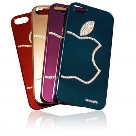 iPhone 5 / 5S Skal Bling Apple
