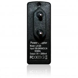 USB-Laddare: Underifrån med spec