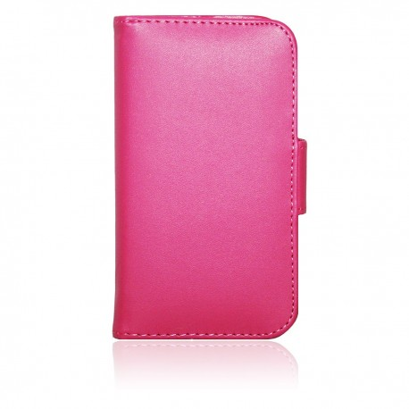 Samsung Galaxy S4 Plånbok: Rosa