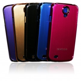 Samsung Galaxy S4 Skal Metall + Skärmskydd