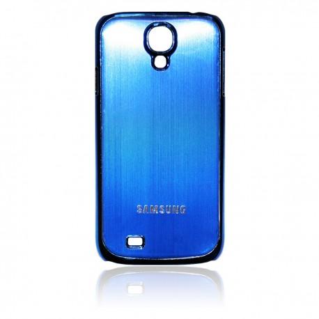 Samsung Galaxy S4 Skal Metall: Blå