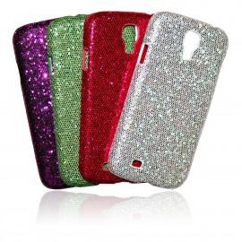 Samsung Galaxy S4 Skal Glitter + Skärmskydd