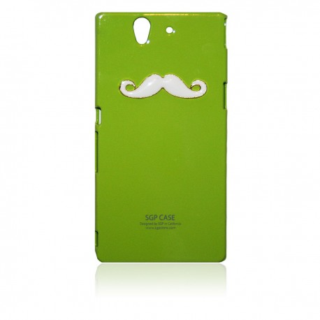 Sony Xperia Z Mustasch: Grön