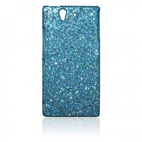 Sony Xperia Z Glitter: Blå